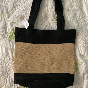 VTG Jeanne Simmons Tote Bag